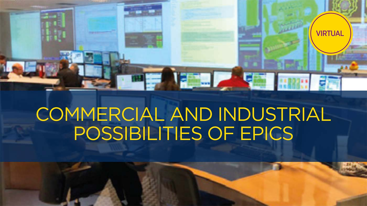 EPICS for Commercial and Industrial Automation Control