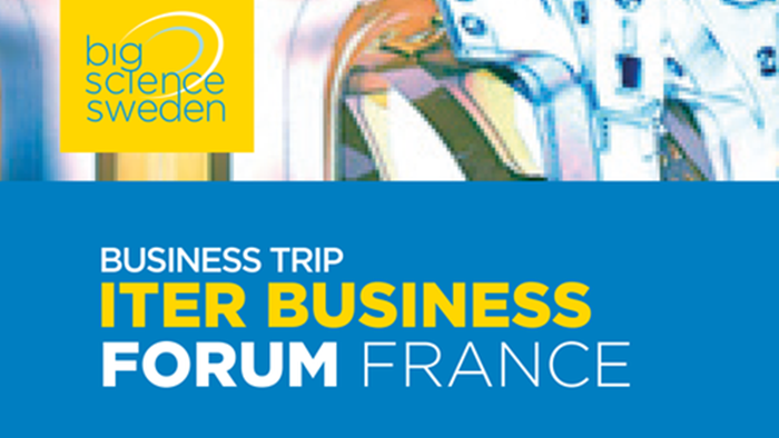 Meet us at the ITER Business Forum March 26-28