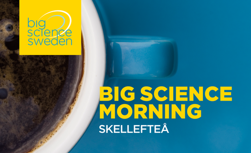 Aerospace and Big Science Morning i Skellefteå